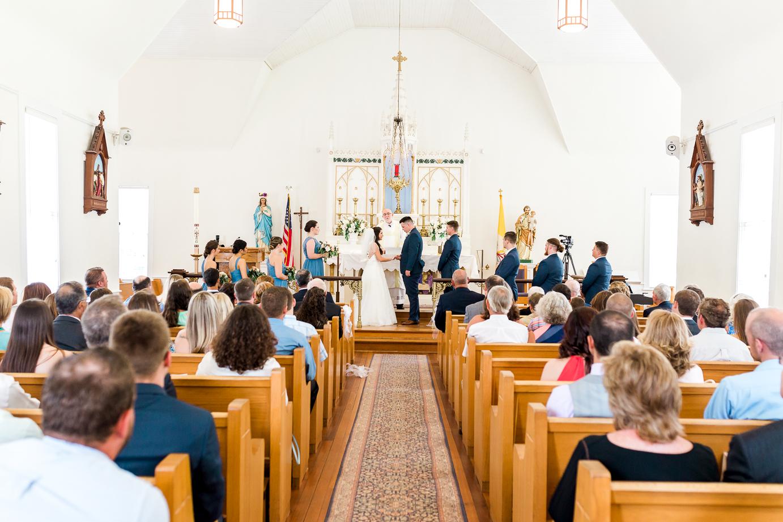 wedding in the church in jacksonville fl