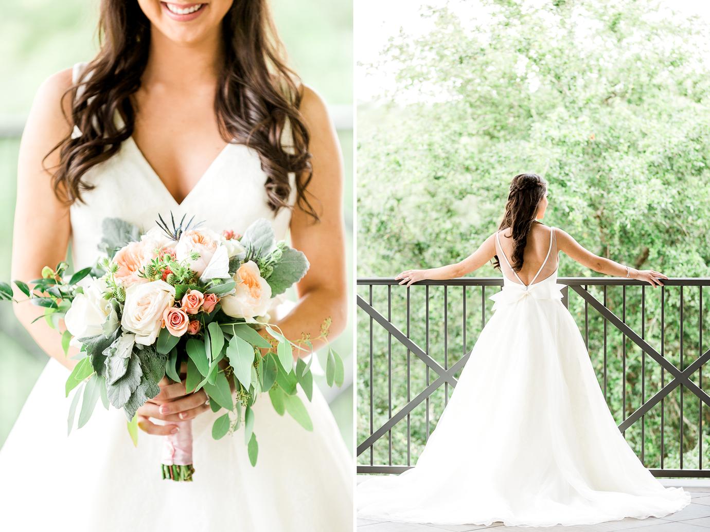 bride's wedding picture ideas