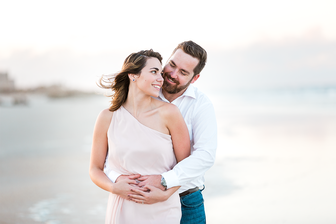 ponte evdra engagement photographer