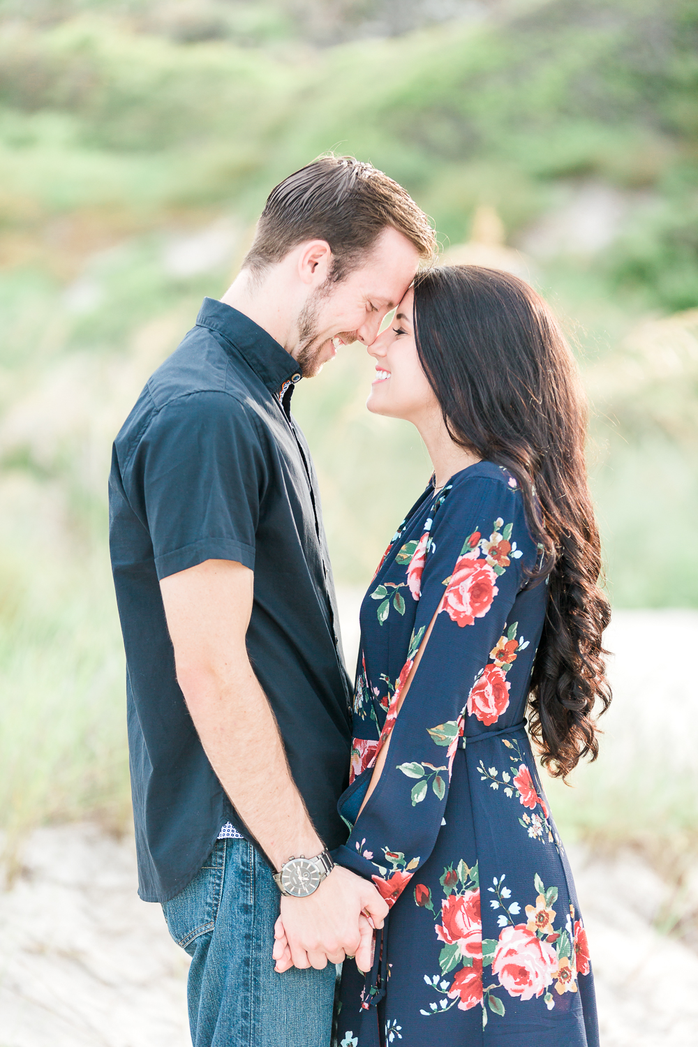 engagement and wedding photographer in jacksonville and st.augustine