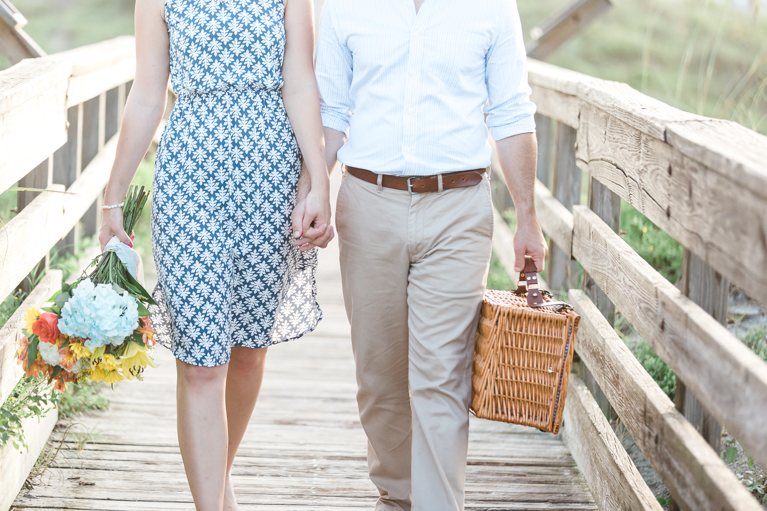picnic themed engagement session ideas
