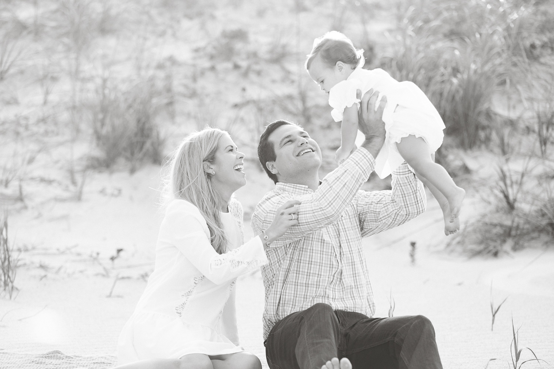 beach family session ideas