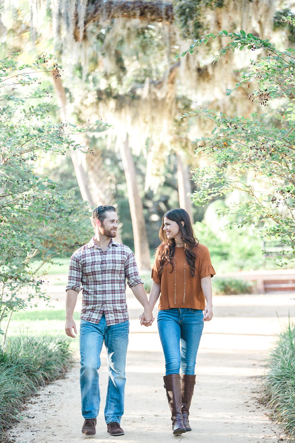 jacksonville and st.augustine engagement photographer