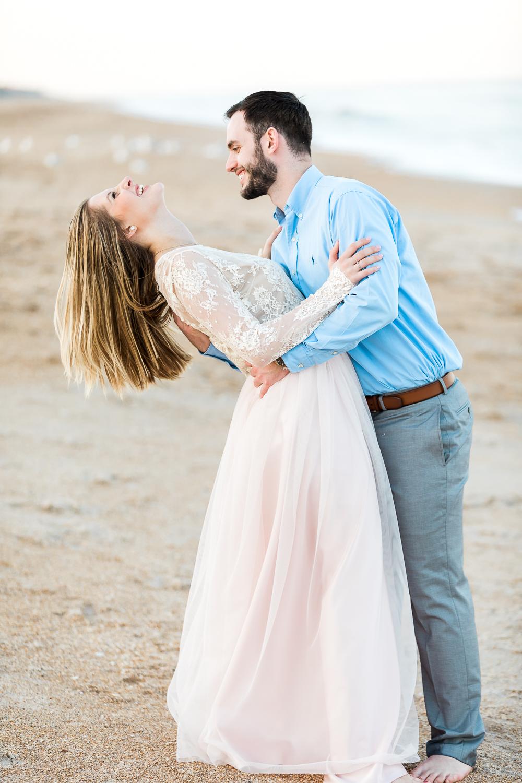 Ponte Vedra beach engagement and wedding photographer