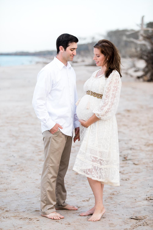 Ponte Vedra beach maternity photograher