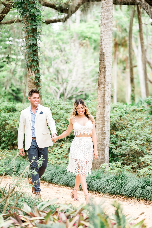 Professional engagement photo ideas North Florida