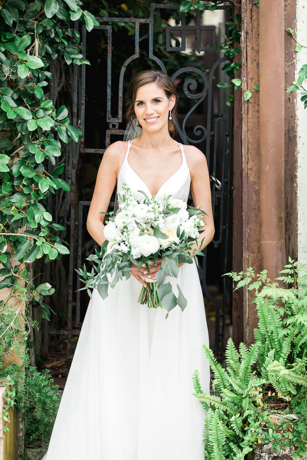 Bride in Essense of Australi dress from Love,A Bridal Boutique