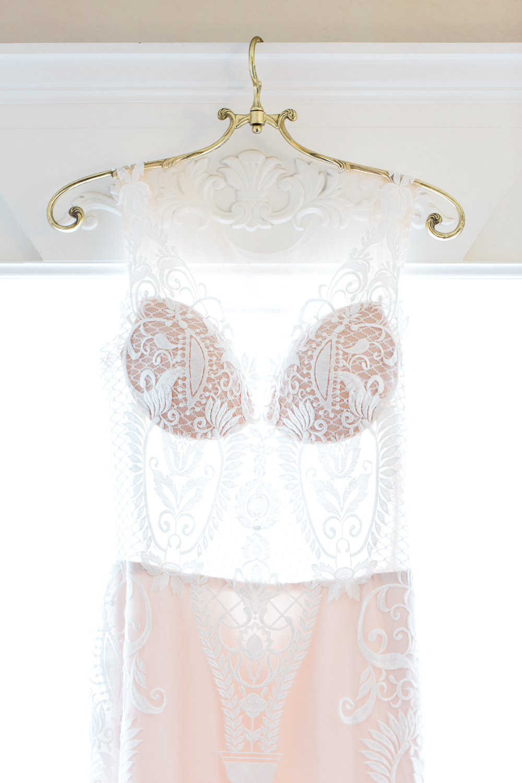 Eva Lendel wedding dress