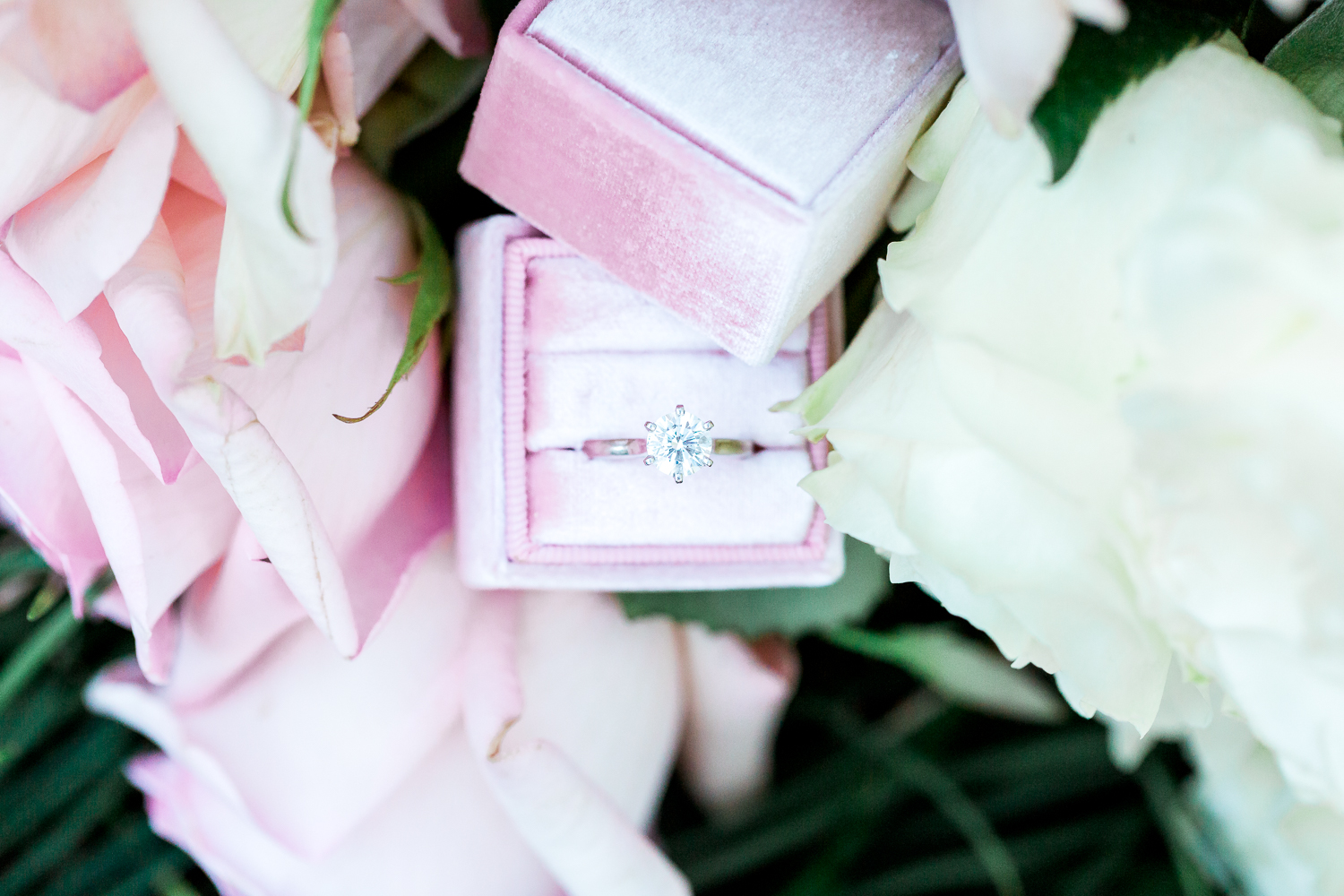 wedding detail images with rings and mrs ring box
