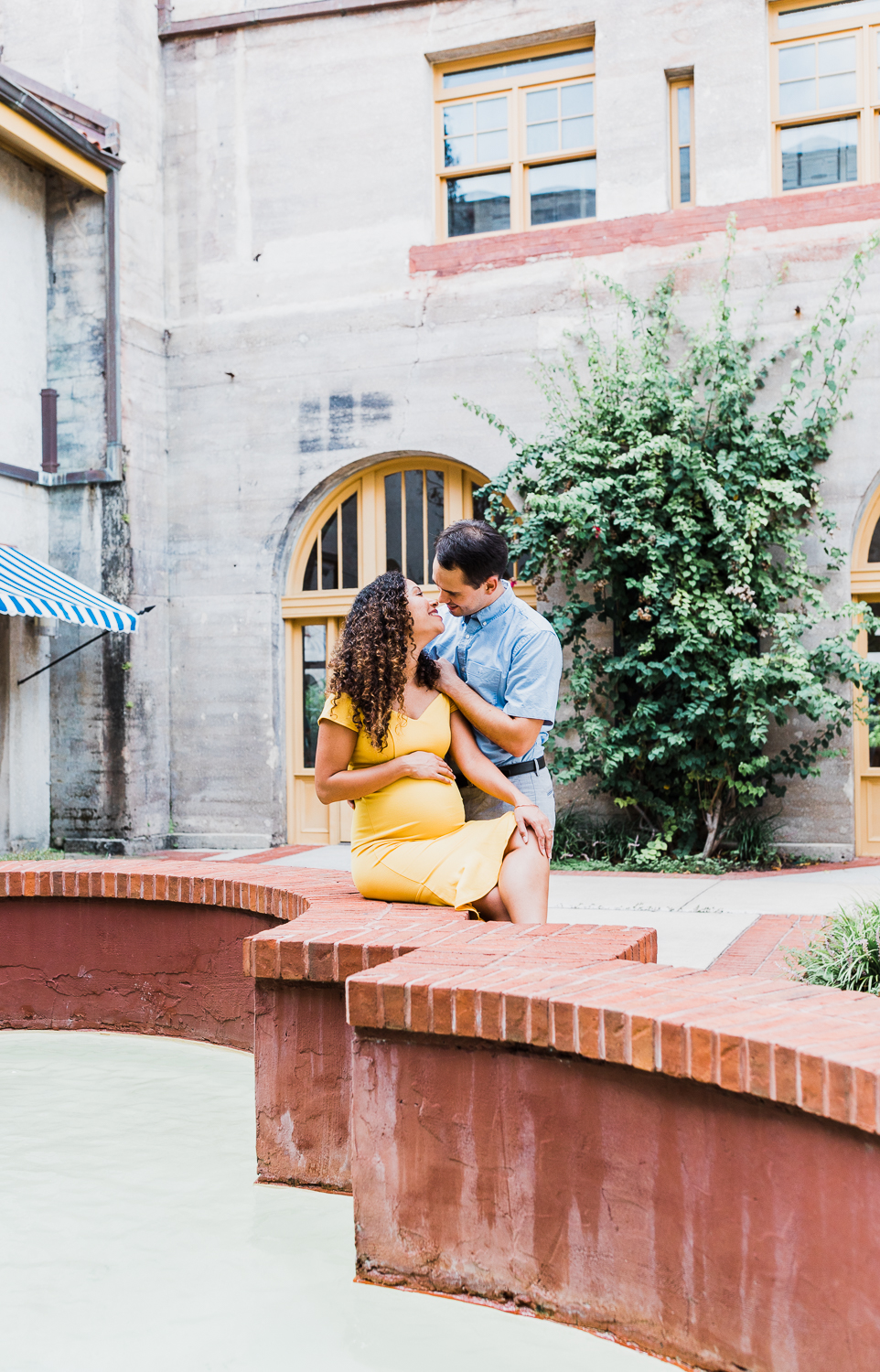fall maternity photoshoot in st.augustine,fl