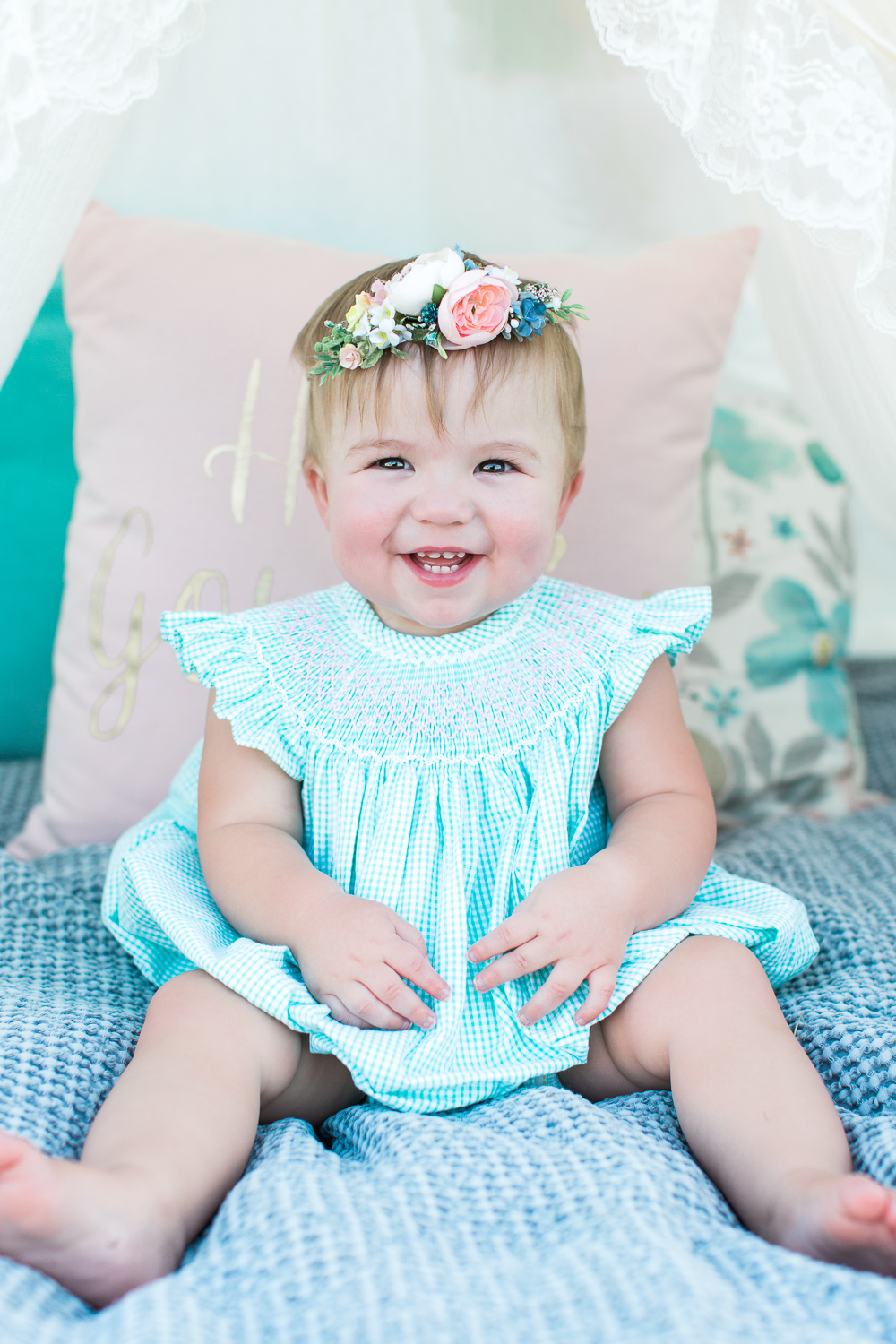 toddler first birthday photoshoot
