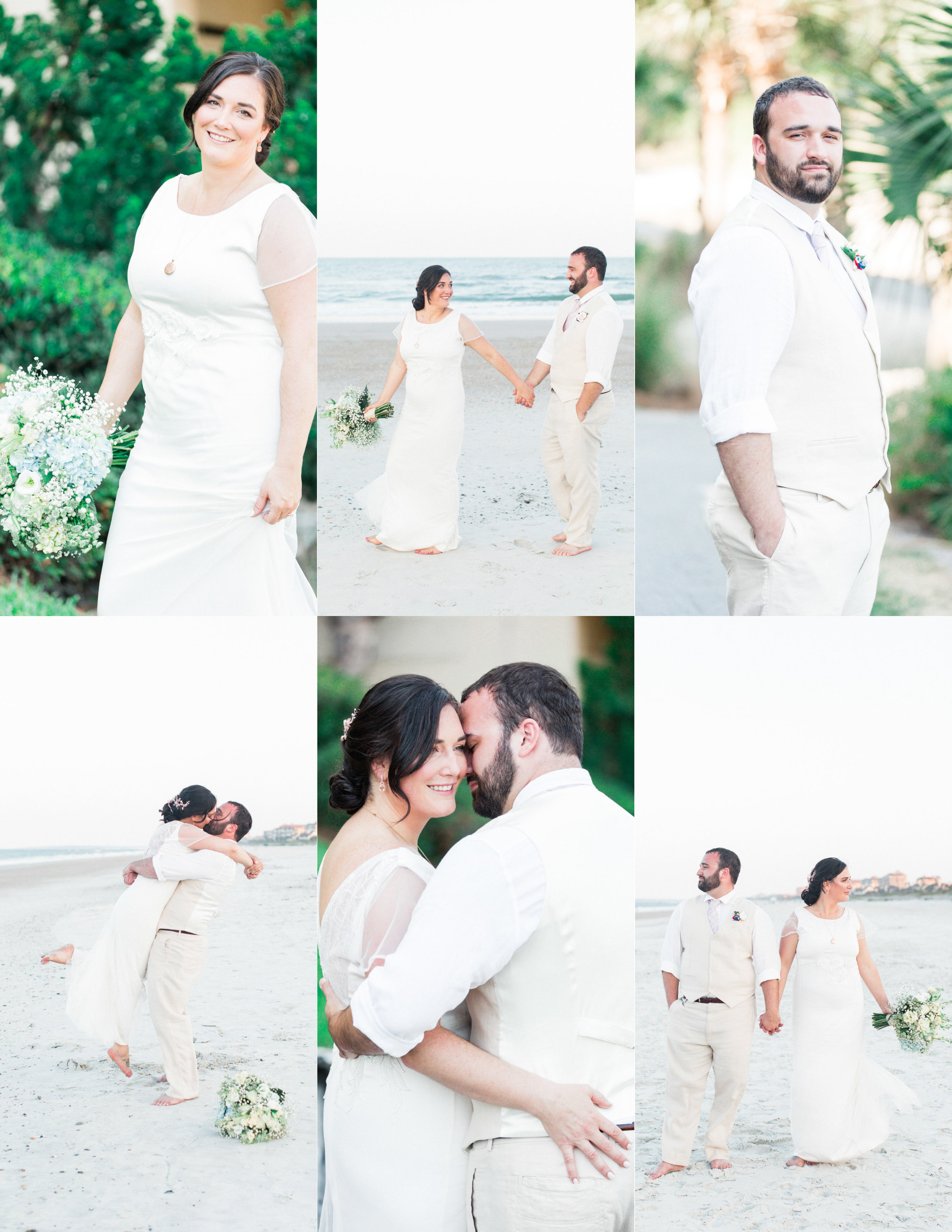 wedding in Omni Amelia Island resort