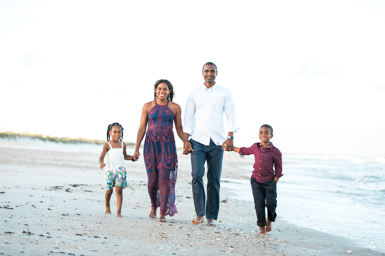 st.augustine family photo ideas at the beach