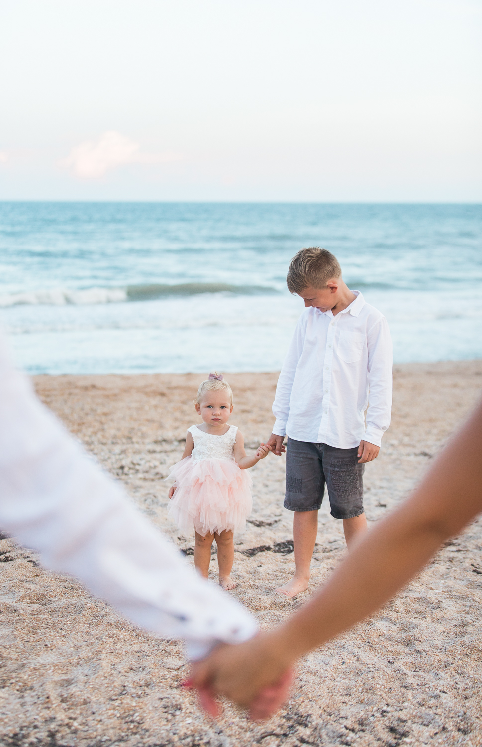 posing tips for families