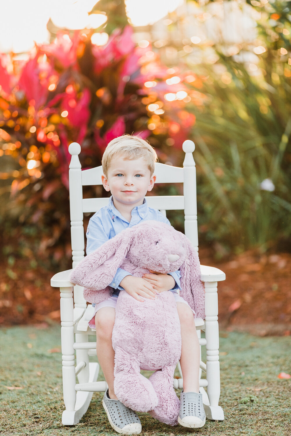 fall themed photoshoot in jacksonville gold and country club
