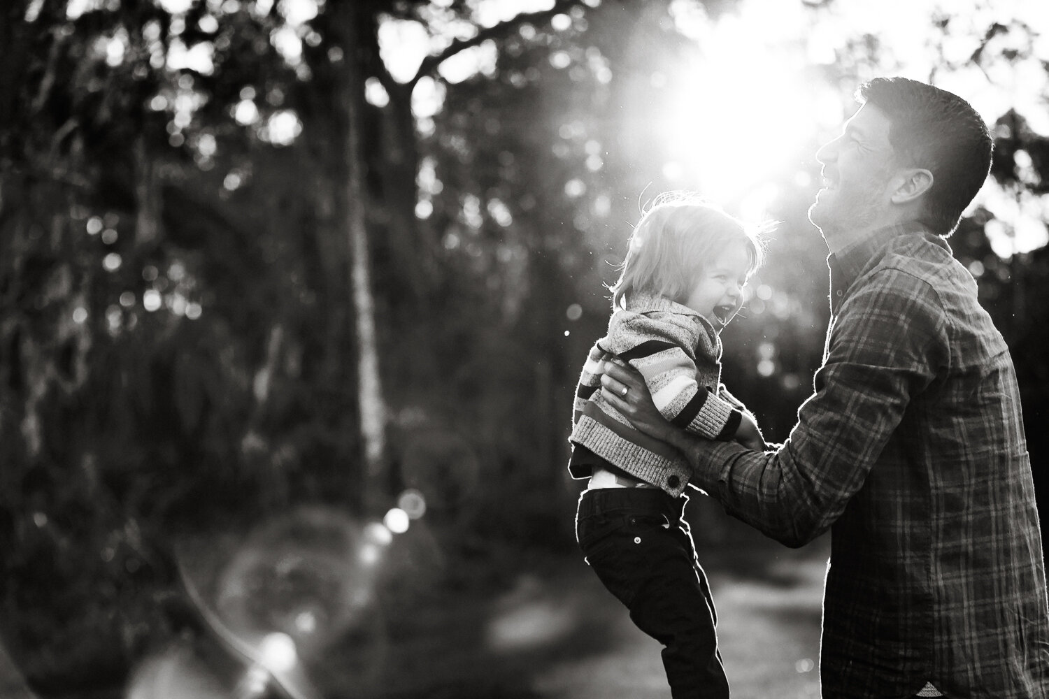 daddy and son pictures in Nocatee during sunset