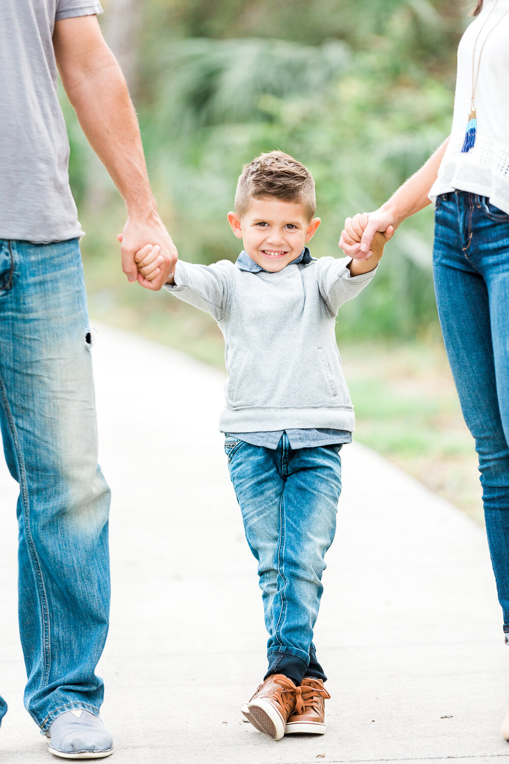 Nocatee's 20 mile park family photoshoot in the fall