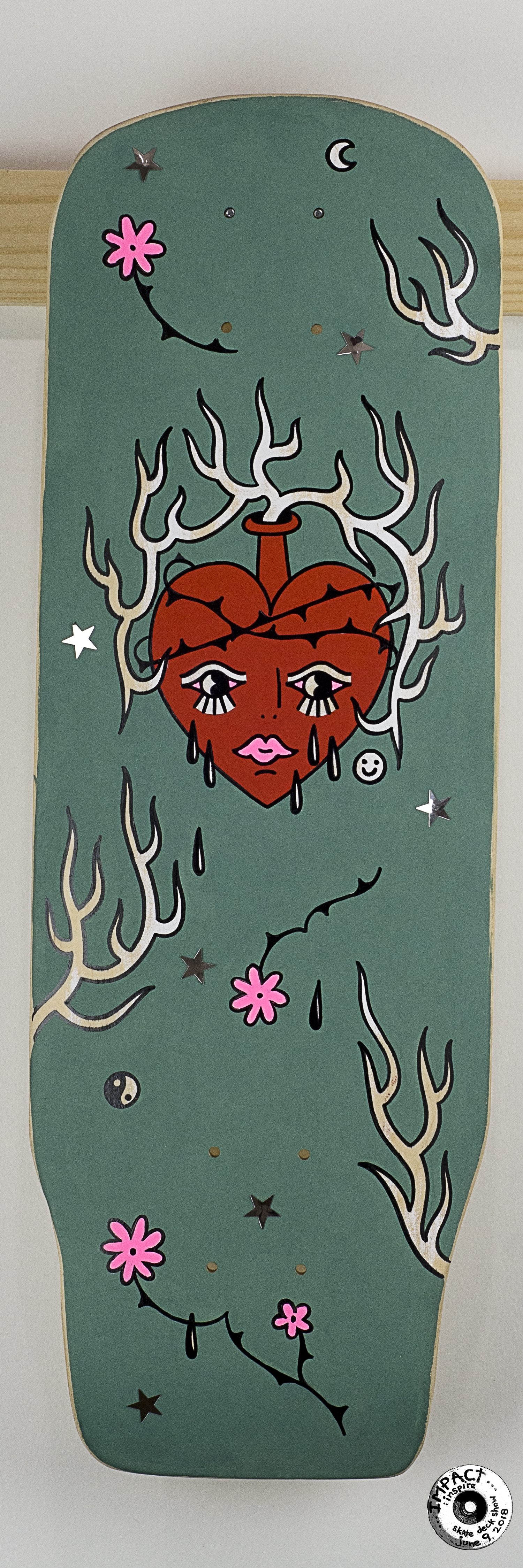 Michelle Wanhala - Untitled - 2018