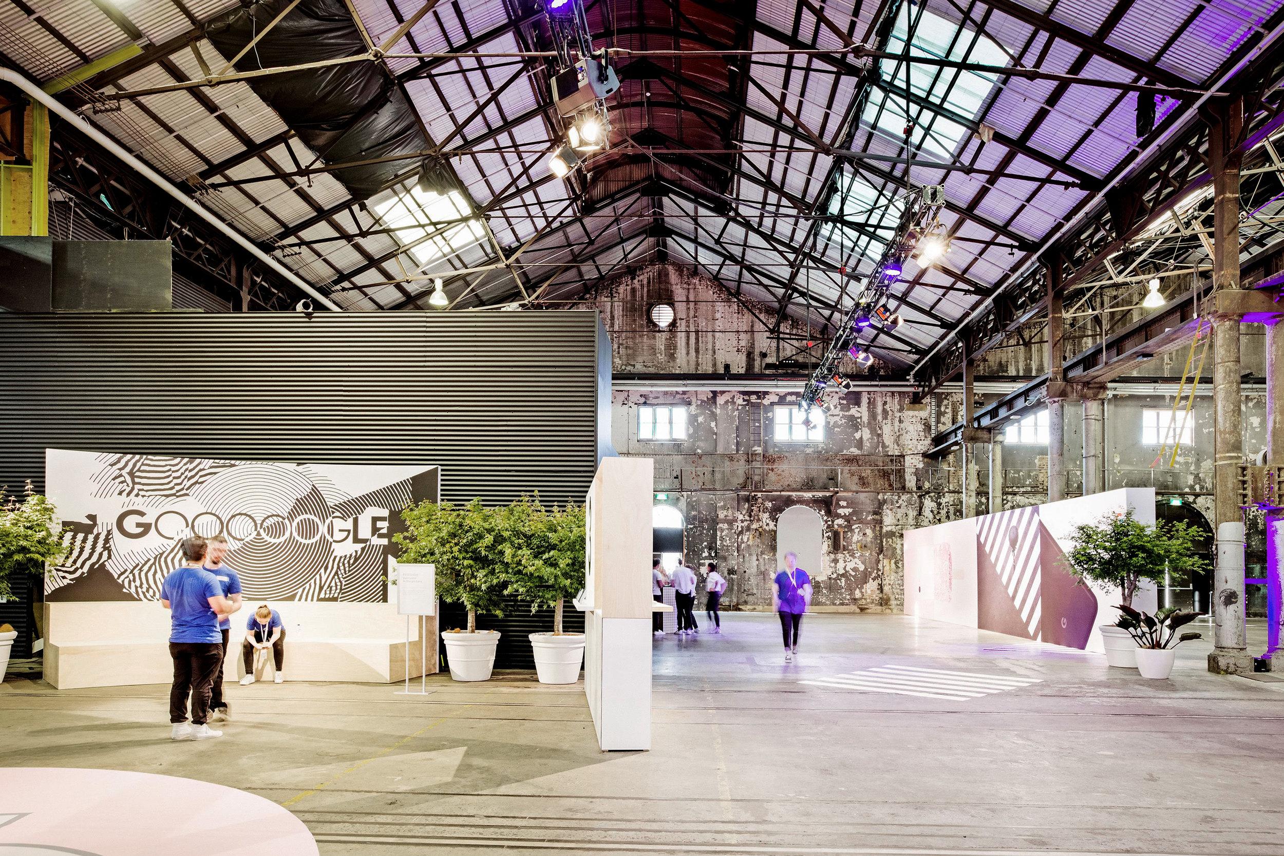 Georgia Hill Google Pixel 3 Launch Carriage Works Sydney.jpg