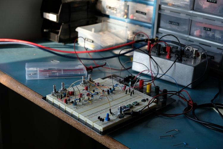 Electronic Audio Experiments