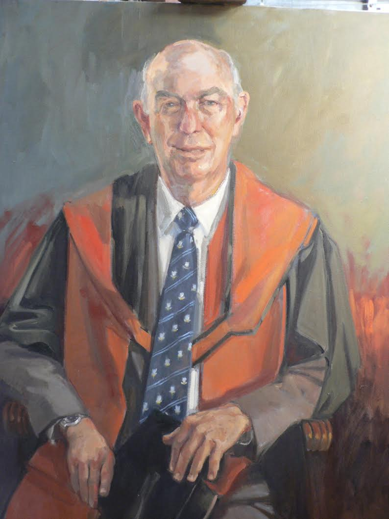 Dr Bill Porges OAM, retired Head St Andrews College and Fellow of Sydney University