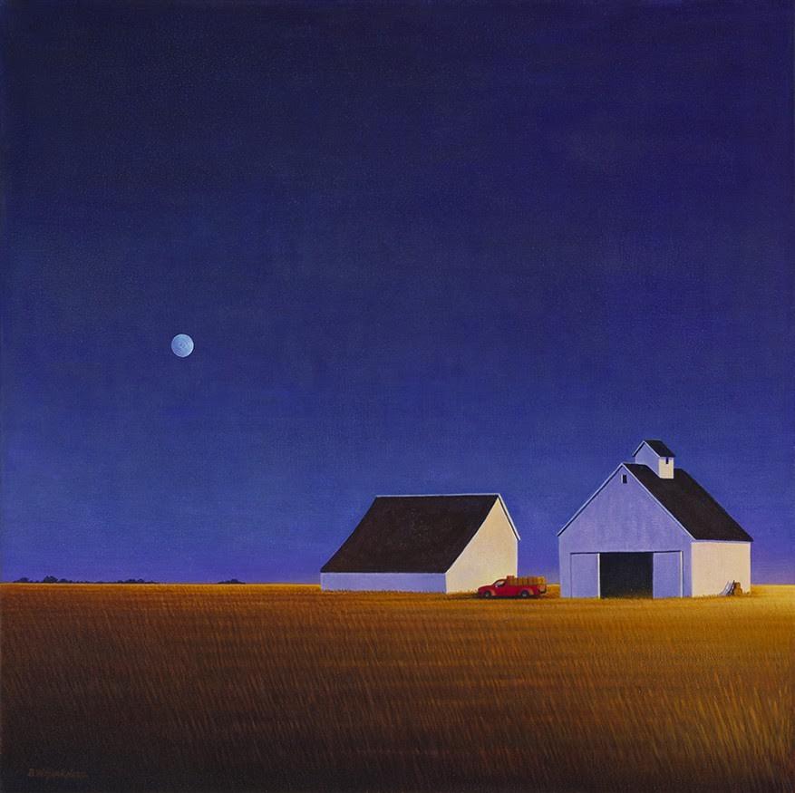 Blue Moon Harvest