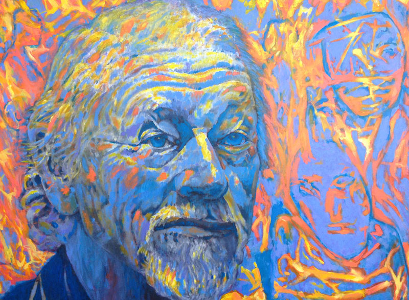 Guy Warren (Acrylic)