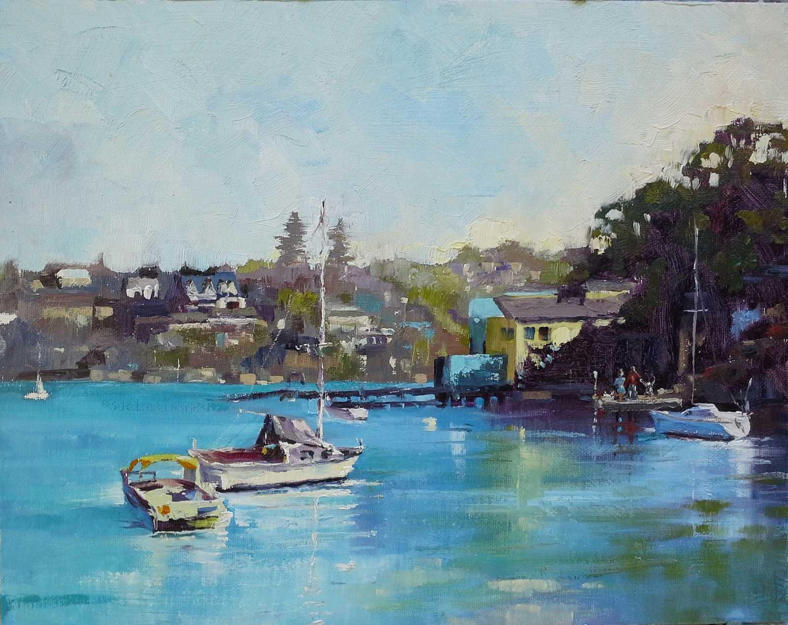 Tambourine Bay, Lane Cove