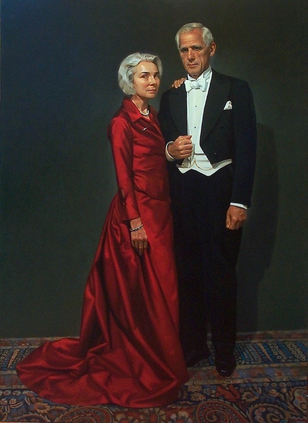 Robyn and John Hawkins