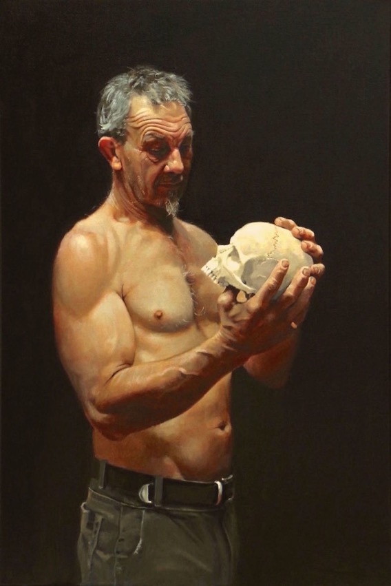 Ceci n'est pas Hamlet (It's Tony McWilliam)