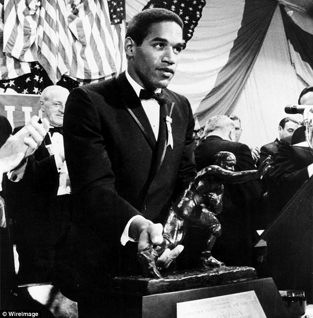 O.J. and the Heisman in 1968