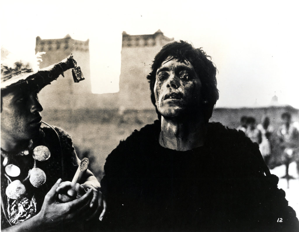 Oedipus Rex . Directed by Pier Paolo Pasolini. 1967.