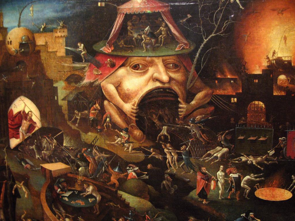 Who's afraid of Hieronymus Bosch?