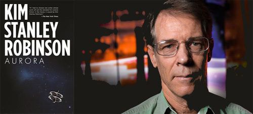 Kim Stanley Robinson: explores climate change in his novels