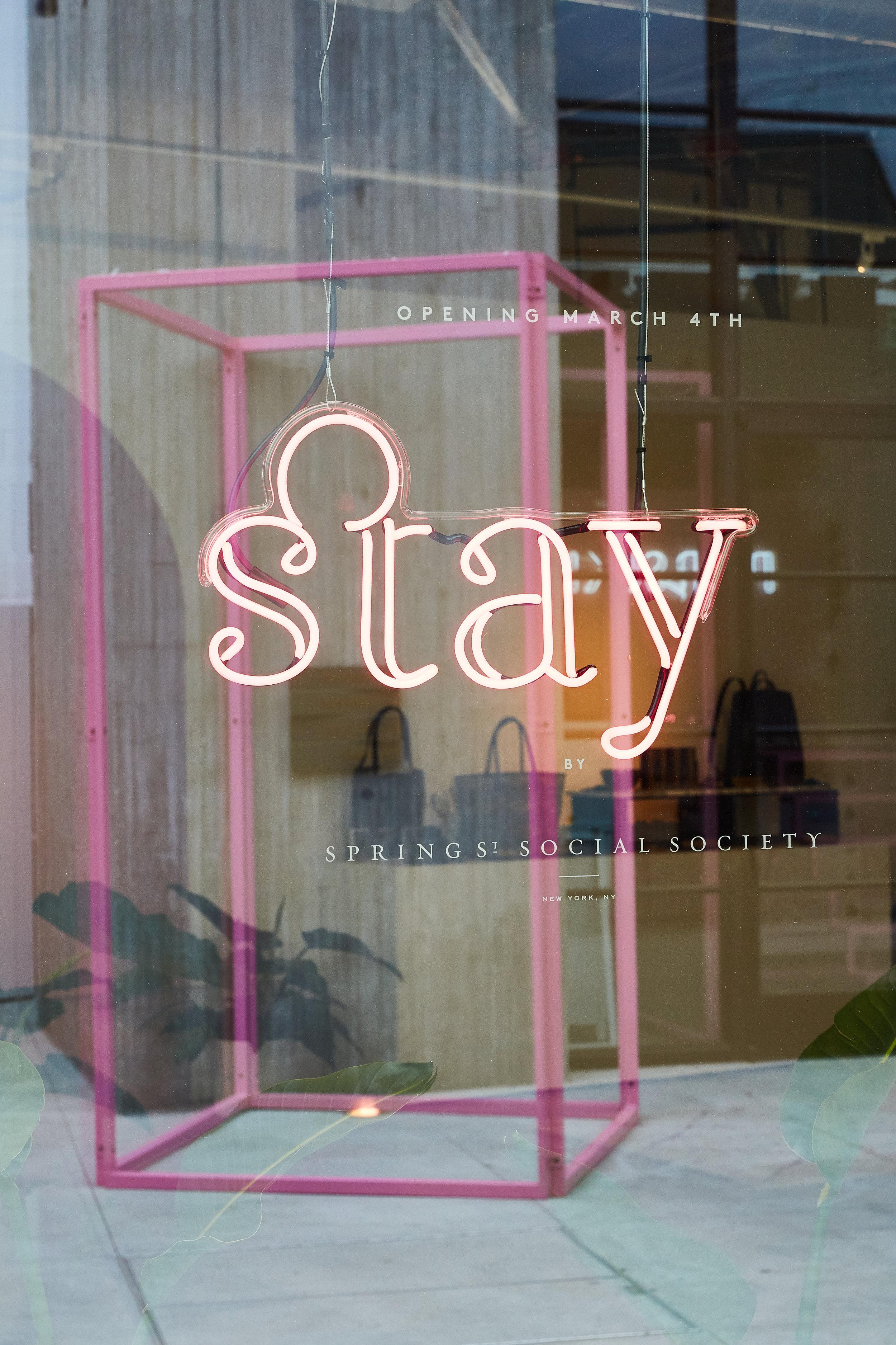 Stay | RFTP