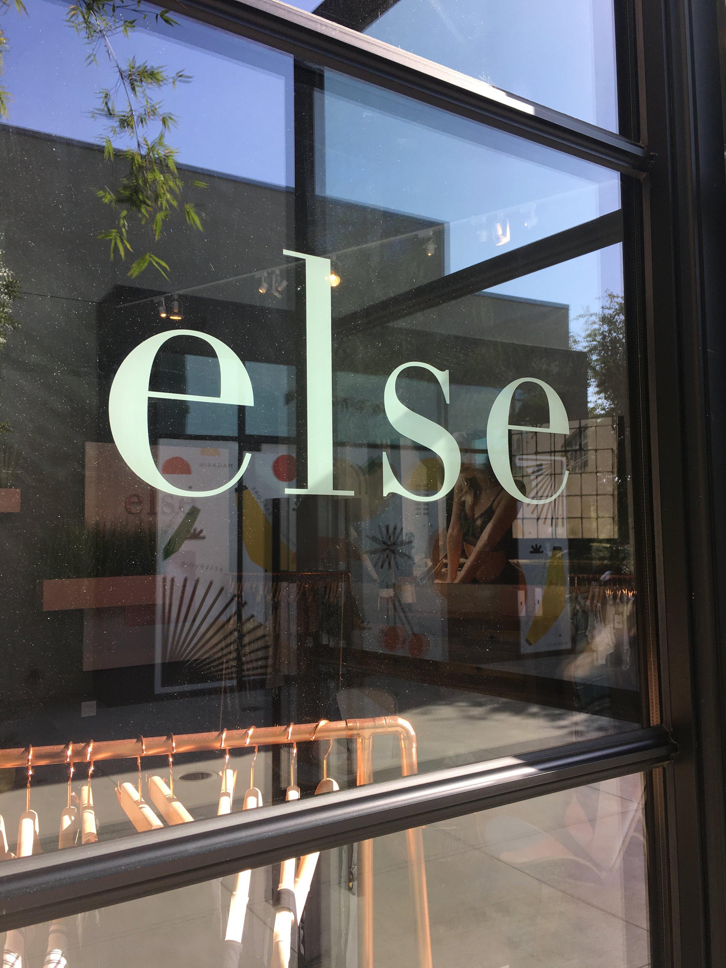Else Lingerie | RFTP