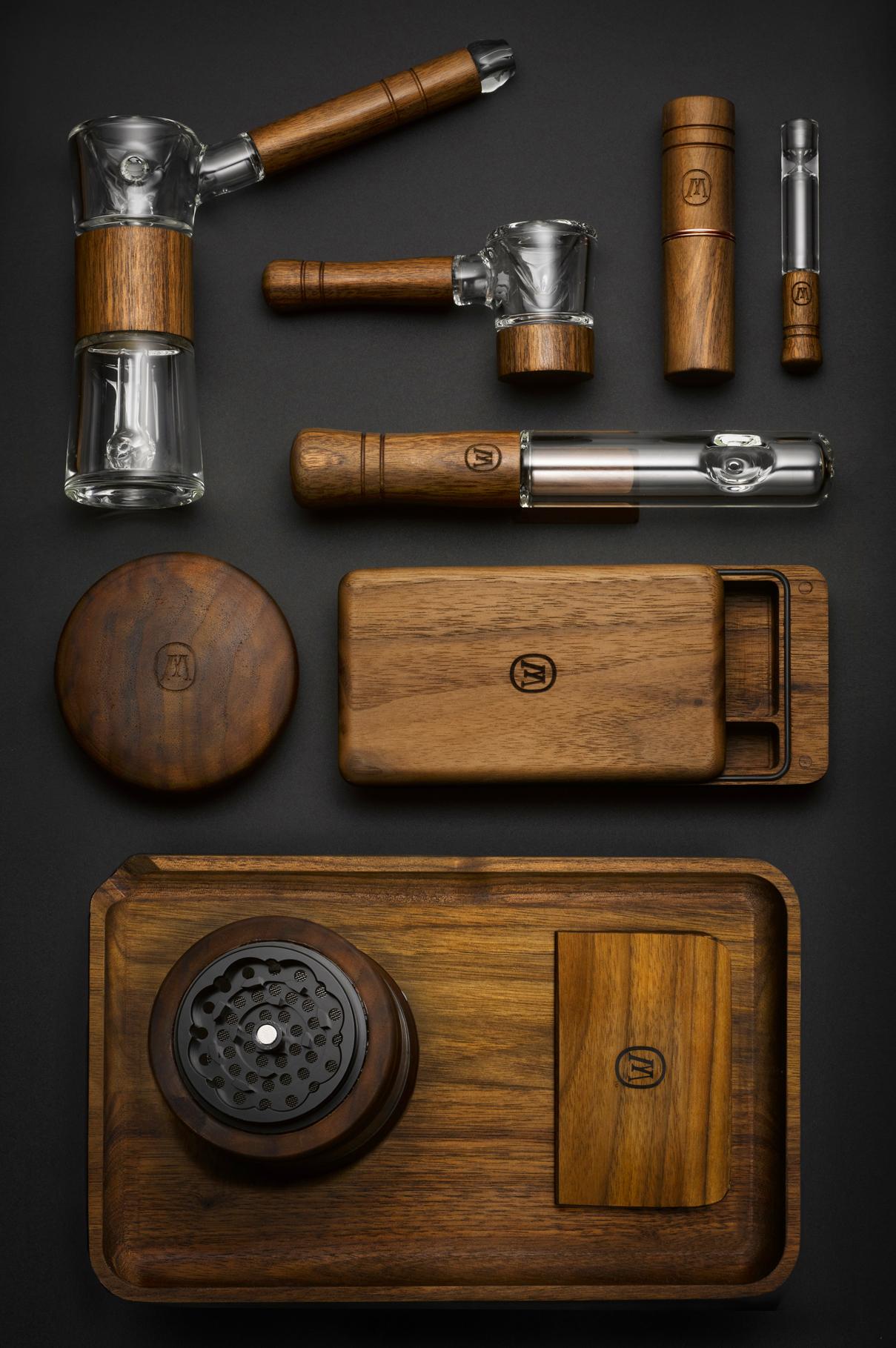 Algunos de los accesorios comercializados por la marca