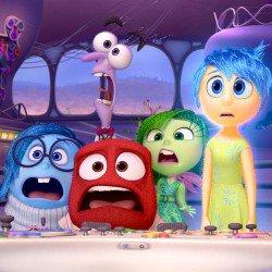 "Mejor película animada: ""Inside Out"""