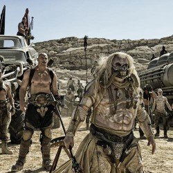 """Mejor maquillaje: """"Mad Max: Fury Road"""""""