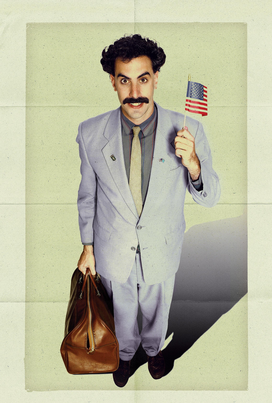 Borat (2006) - Larry Charles