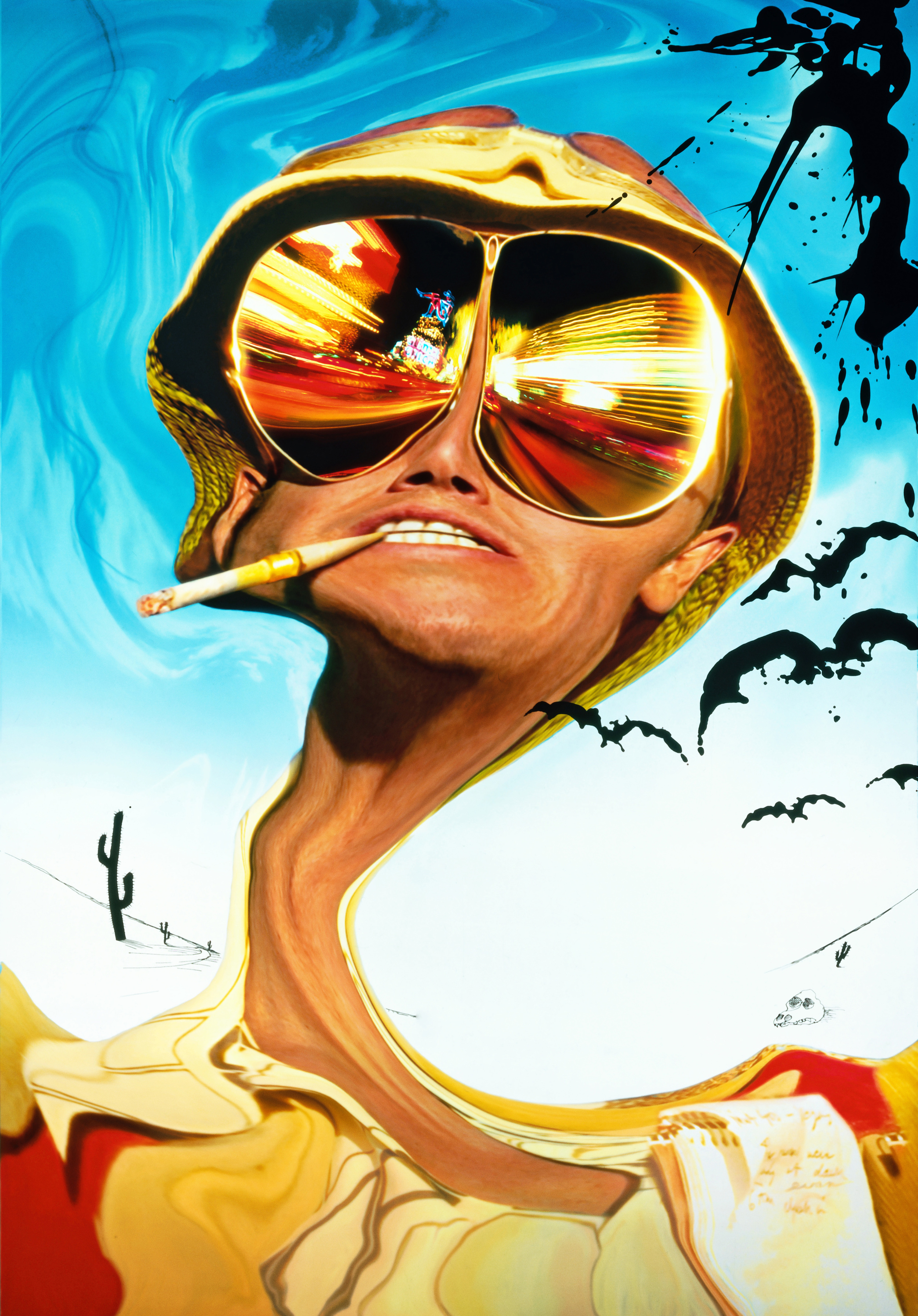 Fear and Loathing in Las Vegas (1998) - Terry Gilliam