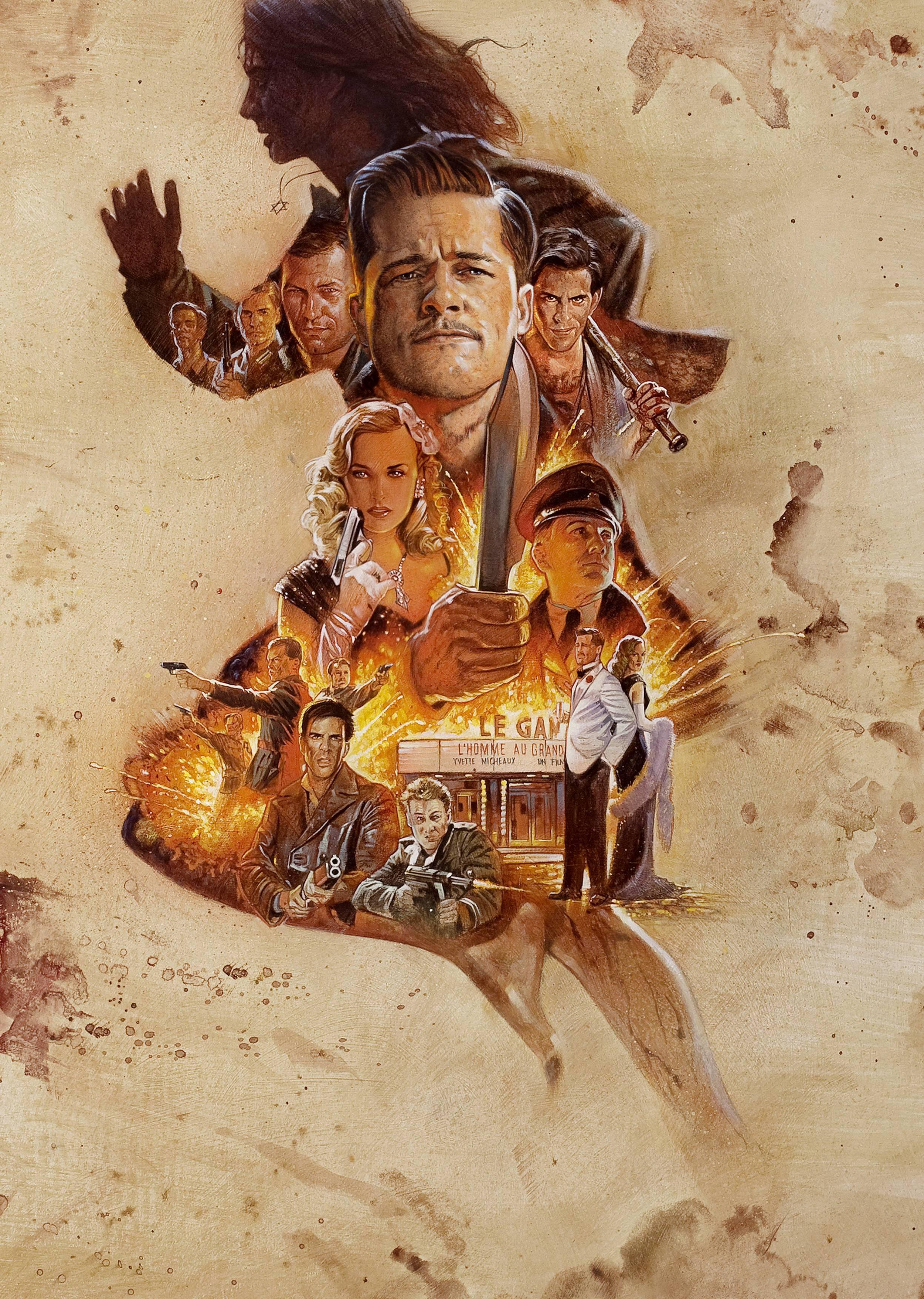 Bastardos Sin Gloria (2009) - Quentin Tarantino