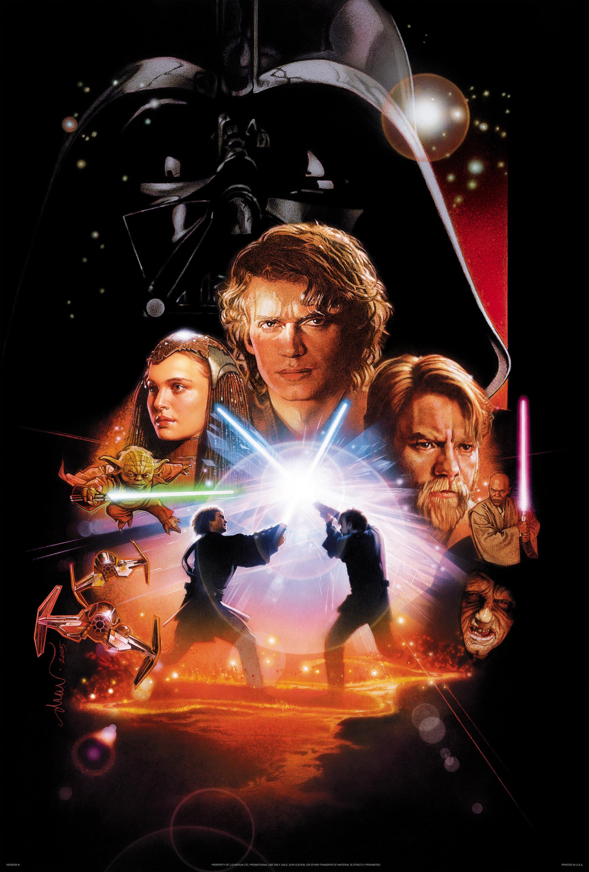Star Wars Ep. III: La Venganza de los Sith (2005) - George Lucas