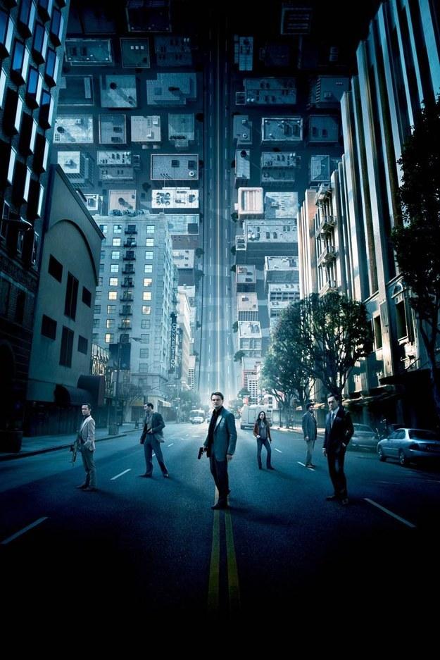Inception (2012) - Christopher Nolan