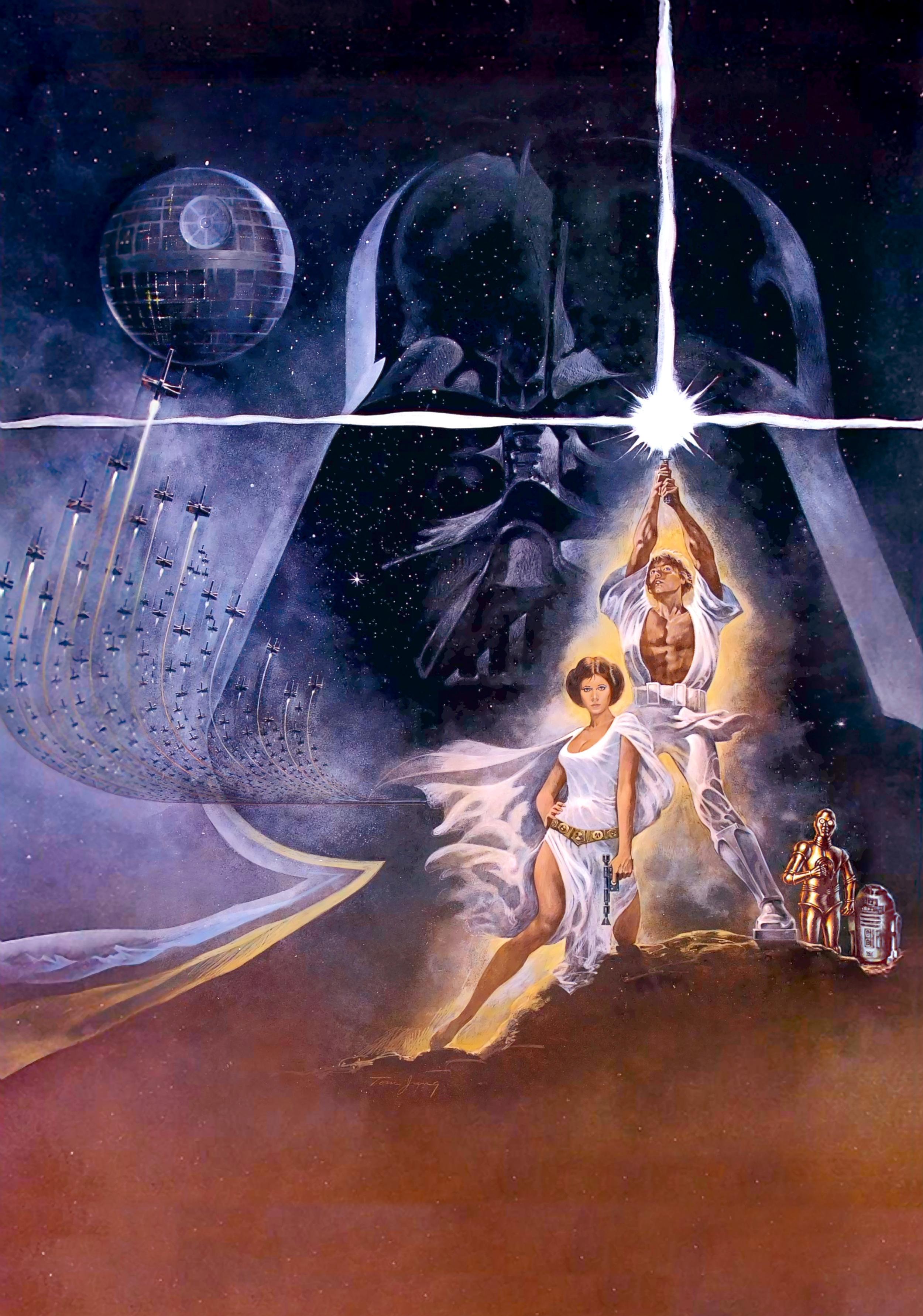 Star Wars Ep. IV (1977): Una Nueva Esperanza