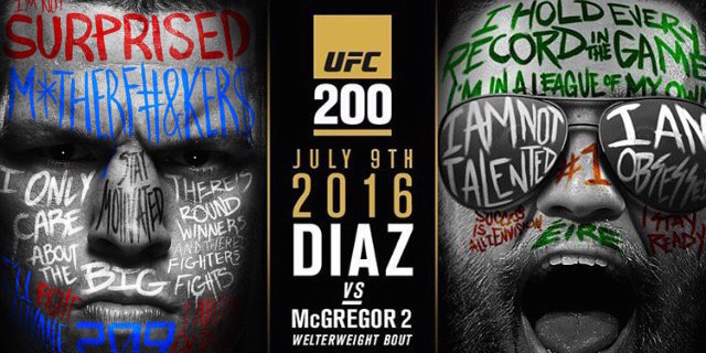Díaz vs McGregor