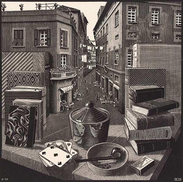 MC-Escher-Still-life-and-Street-1937.jpg