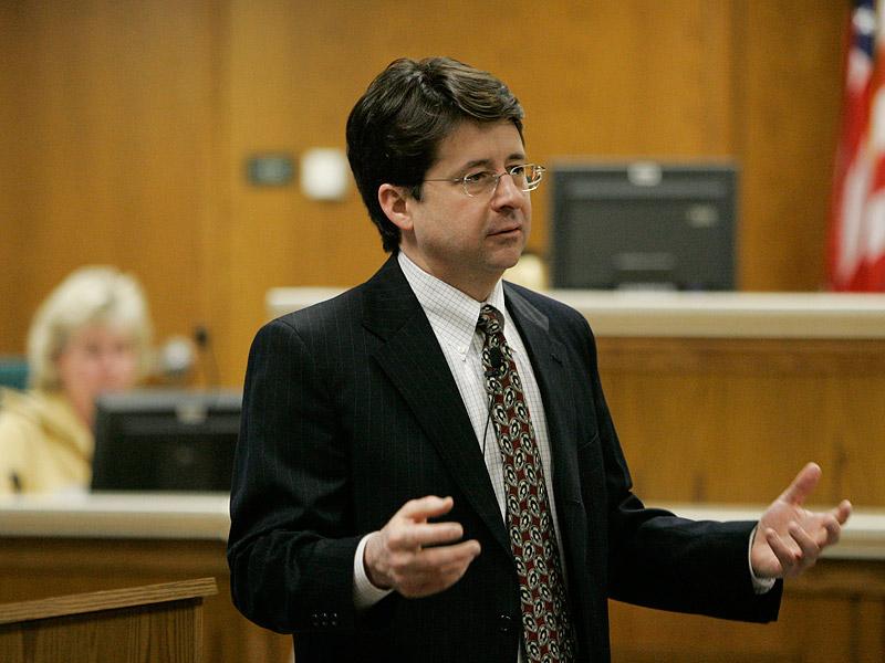 Dean Strang. Uno de los abogados de Steven Avery