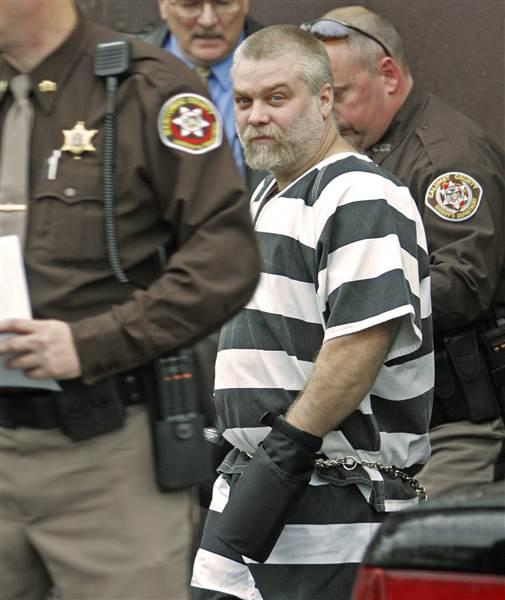 Steven Avery acusado de homicidio en 2006