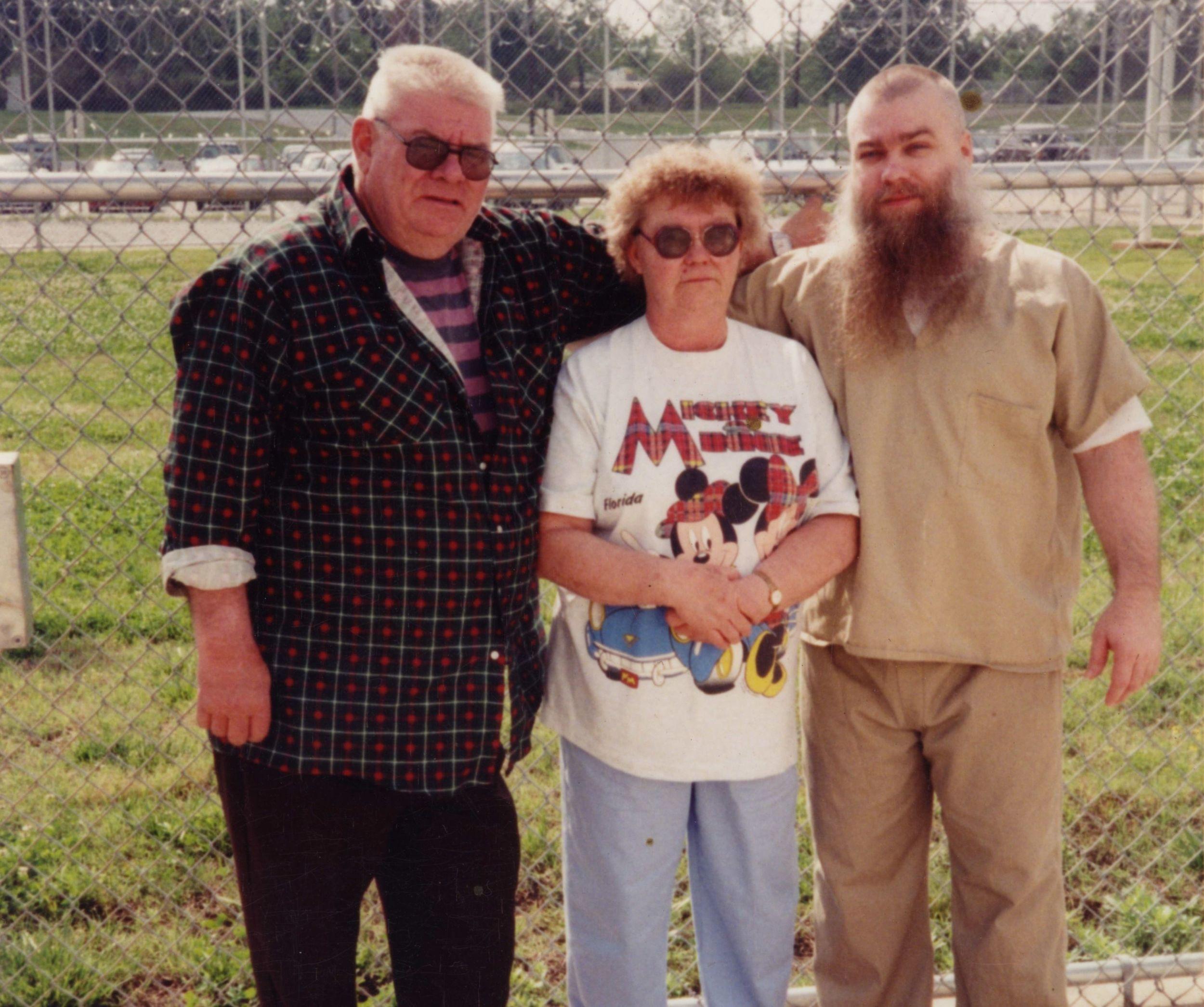 Los padres de Steven, Dolores y Allan